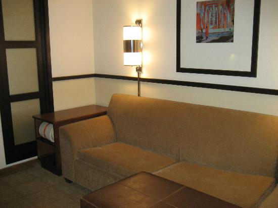 Hyatt Place Boston/Medford: Couch
