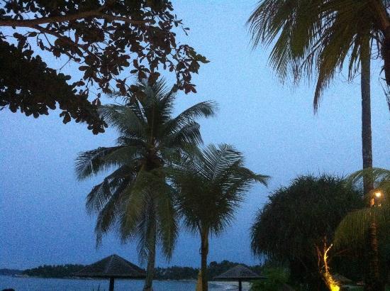 Angsana Bintan: Sunset 
