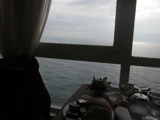 Hotel Il Nido: sala colazione