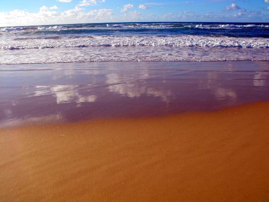 Seventy-Five Mile Beach: riflessi sul bagnasciuga