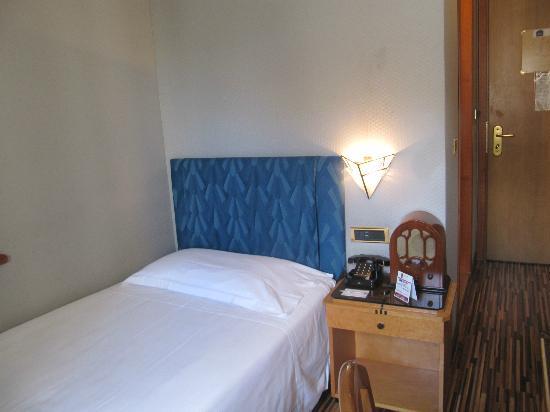 BEST WESTERN Hotel Artdeco: Einzelzimmer