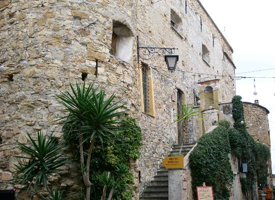 Cervo, Ιταλία: Casa Abitata