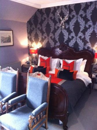 The Torridon: Stylish bedrooms