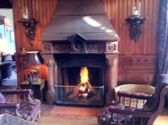 The Torridon: Cosy log fires