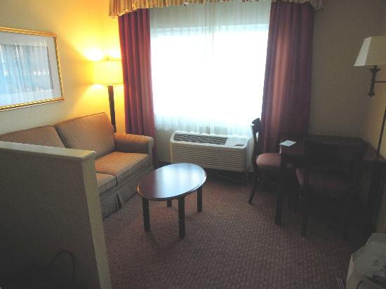 Holiday Inn Salem (I-93 at exit 2): Sitting area