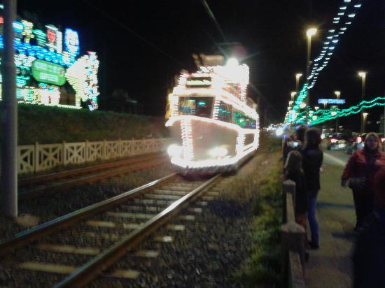 Blackpool Tramway: Boat tram