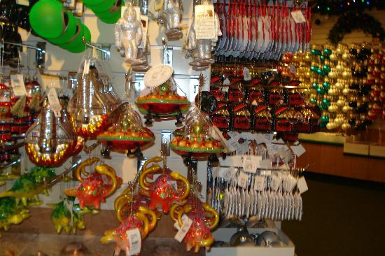 bronners christmas wonderland ornaments