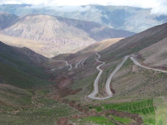 Safari to the Clouds: Cuesta de Lipan
