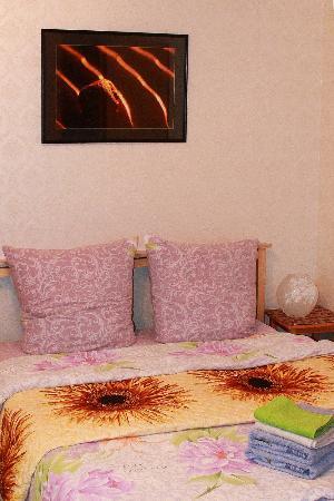 Milne Apartments: Apartment № 1 Living room