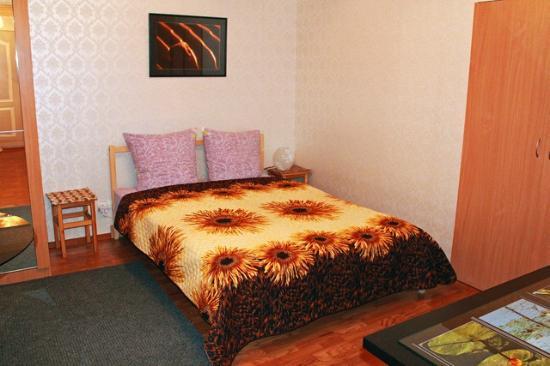 Milne Apartments: Apartment № 5 Living room