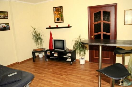 Milne Apartments: Apartment № 2 Living room