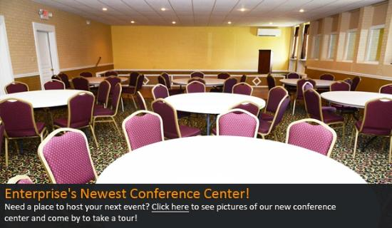 Americas Best Value Inn and Suites- Enterprise: Brand New Conference Center (Image of Starwood Hall)