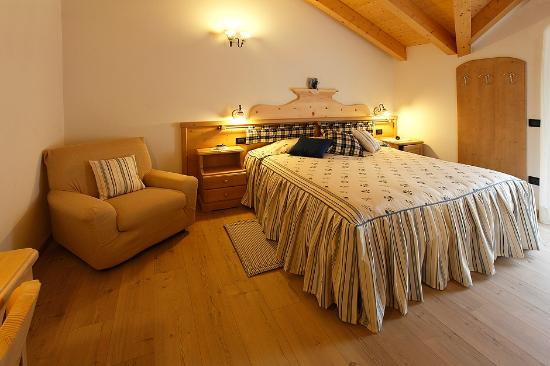 Bagno stanza verde picture of bed and breakfast casa dei for Ricci casa arredo bagno