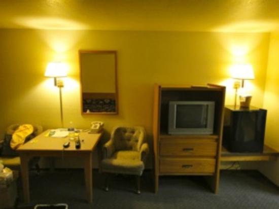 Jailhouse Motel & Casino: 机周り