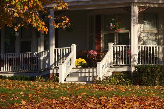 Blooming Grove, NY: Front Porch