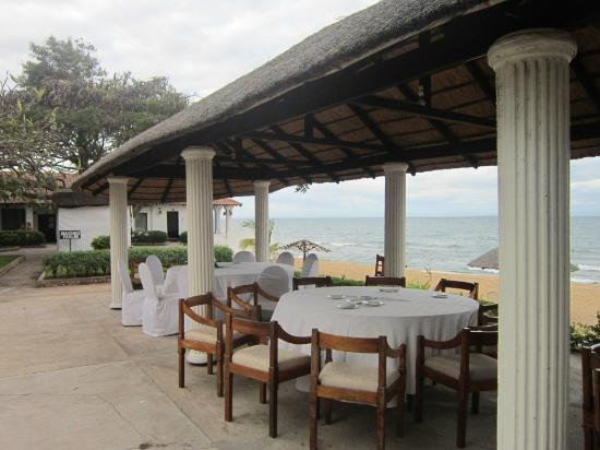 Sunbird Livingstonia Beach: Food Zone