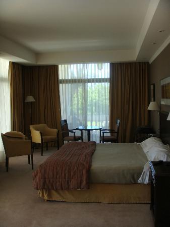 Howard Johnson Sierras Hotel and Casino: Habitacion Suite