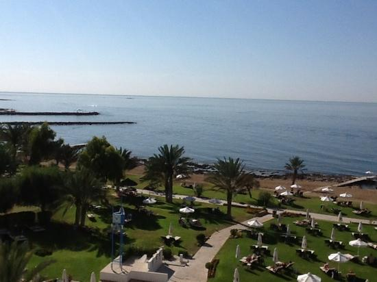 Constantinou Bros Athena Royal Beach Hotel: our view