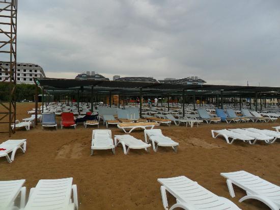 Seher Sun Beach Hotel: beach