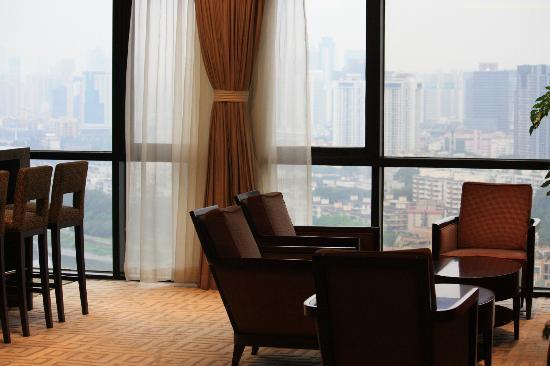 Best Western Shenzhen Felicity Hotel: reading room
