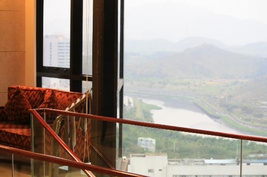 Best Western Shenzhen Felicity Hotel: view
