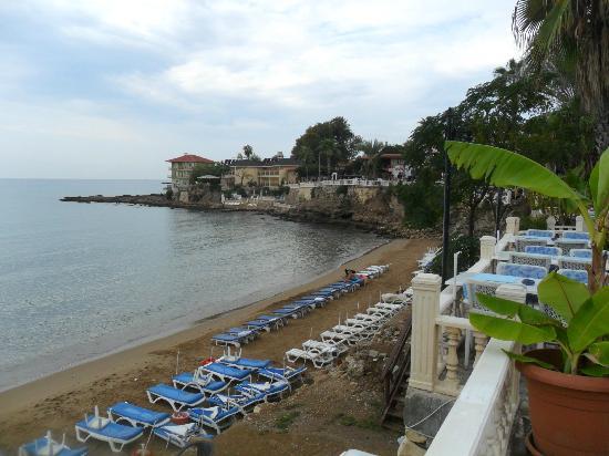 Seher Sun Beach Hotel: side