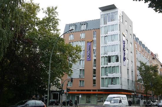 Citadines Kurfürstendamm Berlin: Exterior