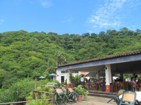 Condovac la Costa: Dining