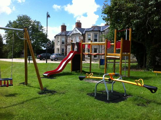 Castle Dargan Resort Play Area