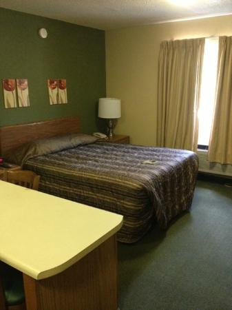 Extended Stay America - Greenville - Haywood Mall: Queen Studio