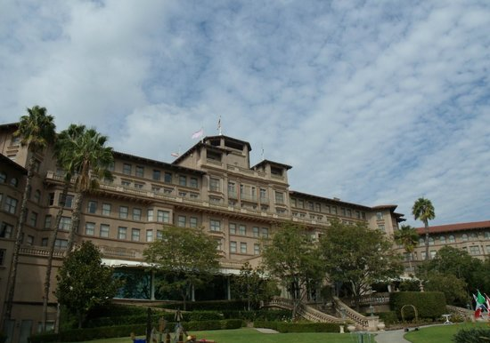 The Langham Huntington, Pasadena, Los Angeles: Stately hotel