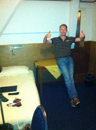 Van Gelder Hotel: Room 20 in Hotel Van Gelder