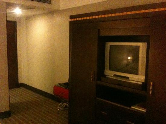 Haiyatt Garden Hotel (Chang An): Habitación lateral 2