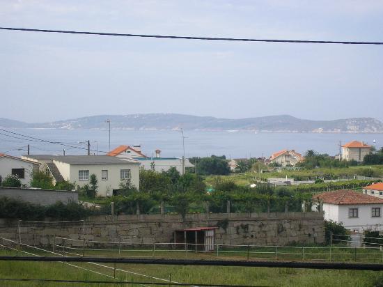 Acquamaris Hotel: Vista desde el balcon de la habitacion,PRECIOSO