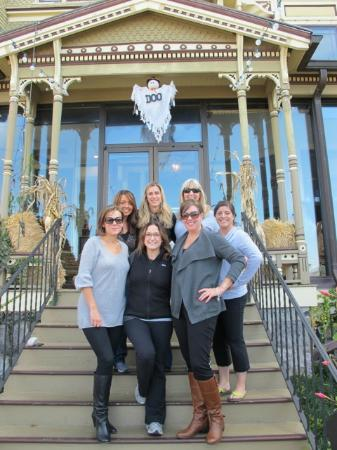 Baker House Hotel : Girls weekend at the Baker House