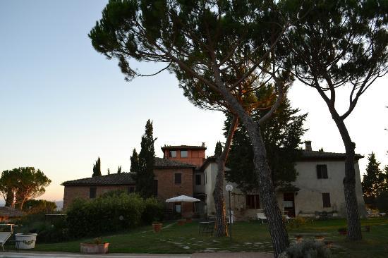 Agriturismo  Pieve Sprenna: View