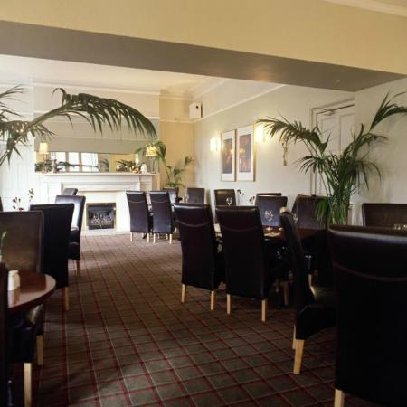 The Chestnuts Hotel Restaurant: The restaurant