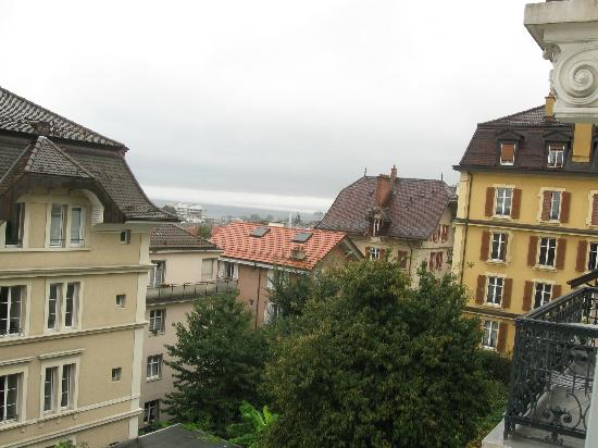 Lausanne Guesthouse & Backpacker: view