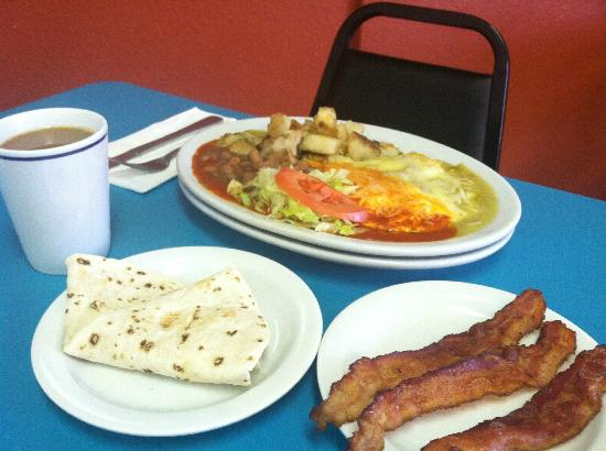 Chris' Cafe: Breakfast of Champions