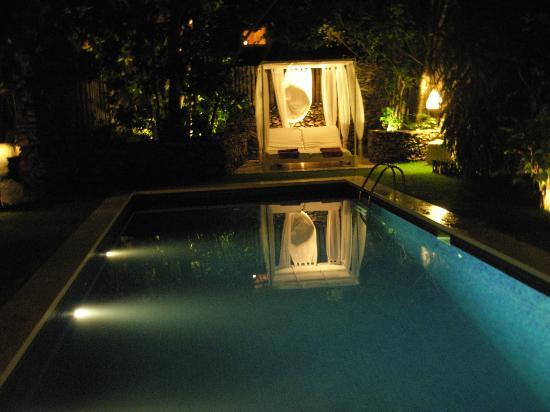 Pousada Terra dos Goitis: la piscina, que lugar!