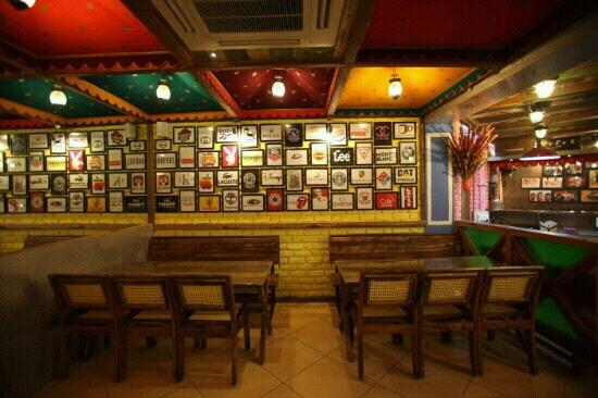 Gypsy Restaurant: The all new gypsy family dhaba