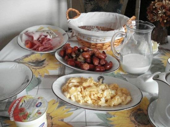 Pension Lucie: colazione1