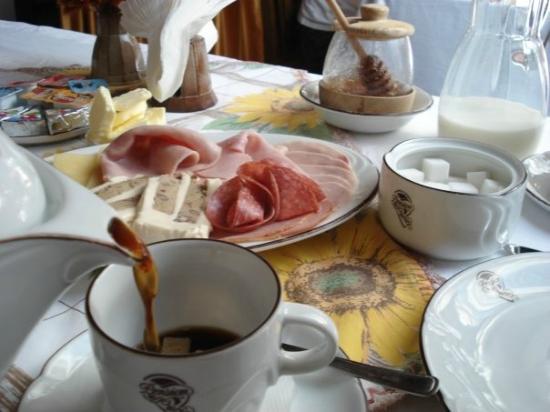 Pension Lucie: colazione2