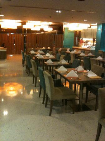 Novotel Bangkok IMPACT: Restaurante