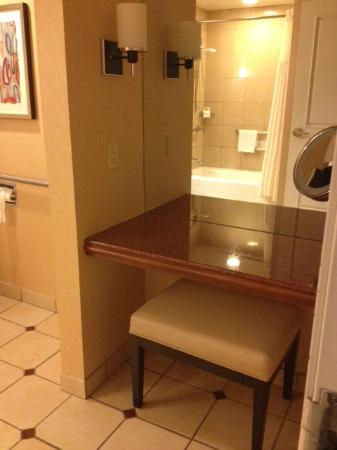 Sam's Town Hotel & Casino, Shreveport: Bathroom
