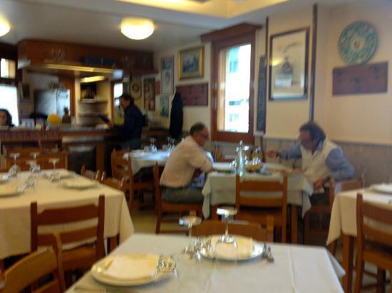 Trattoria Piccolo Napoli: Interior