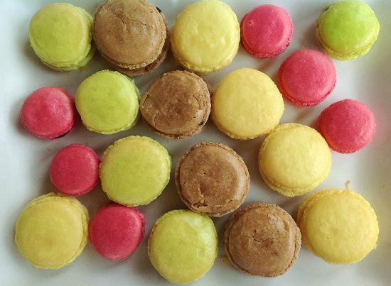 Le Calabash Petit Conservatoire de la Cuisine: Macarons