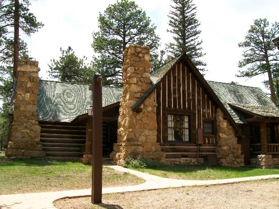 Bryce Canyon Lodge: Cabin 537