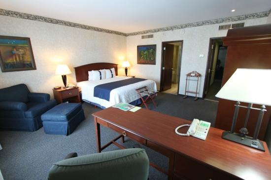 Quality Inn Monterrey La Fe: Master Suite Room
