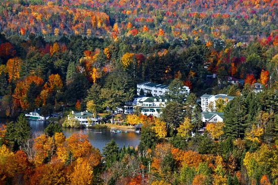 Adirondack Hotels On The Lake